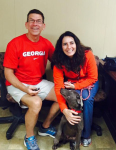 Storm goes to her furever home!